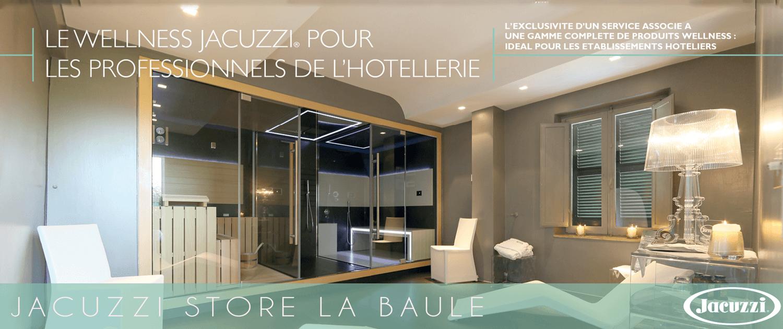 Piscine & Spa Jacuzzi à La Baule (44)
